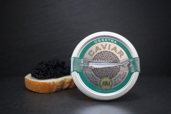 AKI Caviar Ossetra