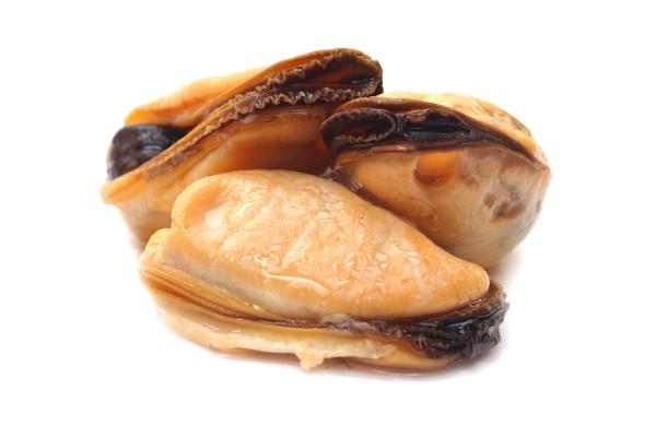Miesmuschelfleisch