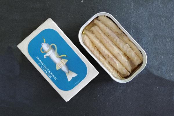 José Gourmet - Gourmet Makrelenfilet in Olivenöl