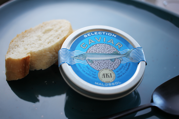 AKI Blue Selection Caviar
