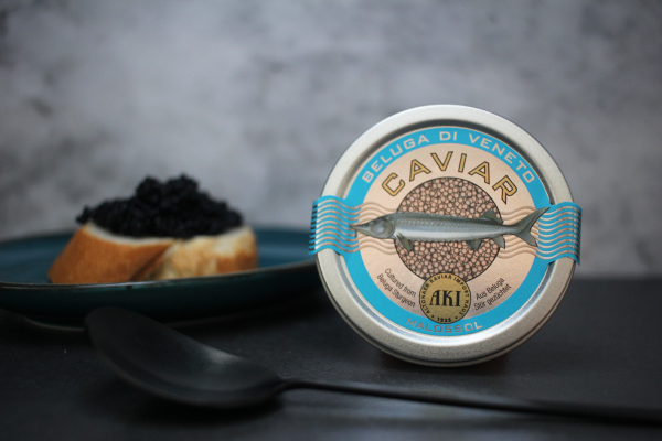 AKI Caviar Beluga di Veneto