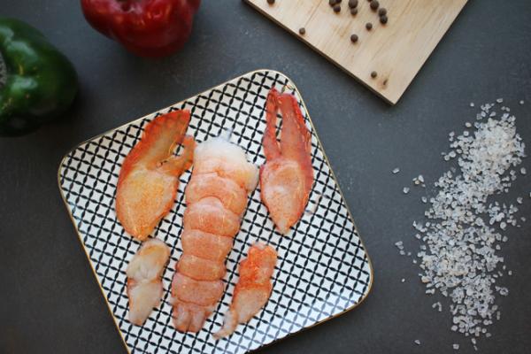 Hummerfleisch Naked Lobster - roh, getaut 185g