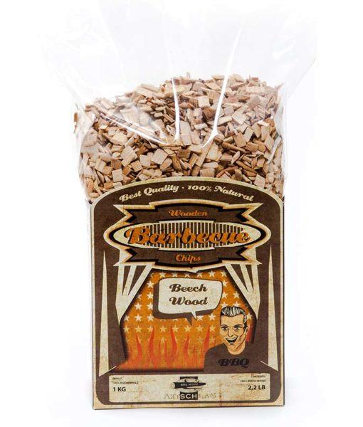 Wood Smoking Chips Räucherspäne Beech Wood