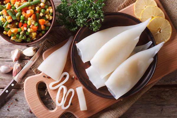 Tintenfischtuben