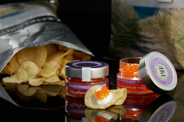 AKI Heide Forellen Caviar