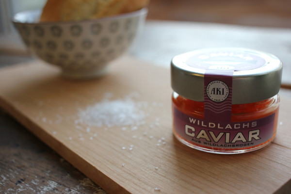 AKI Wildlachs Caviar