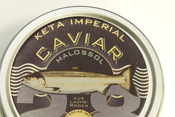 AKI Keta Imperial Caviar