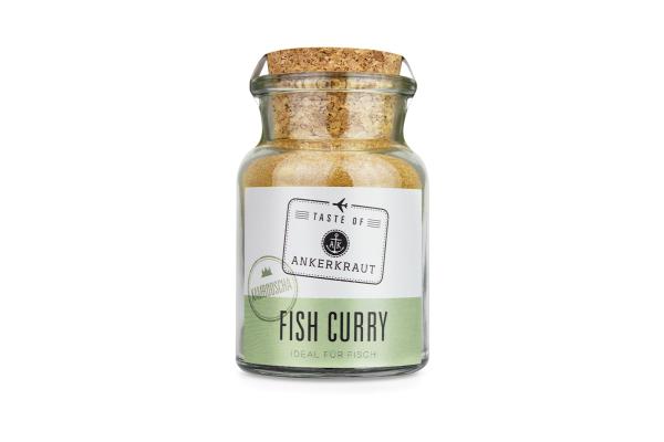 Ankerkraut - Fish Curry (Kambodscha)