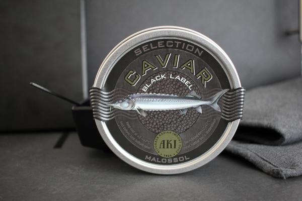 AKI Black Label Selelction Caviar