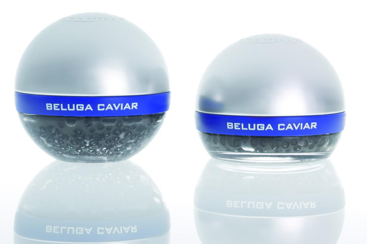 AKI Beluga Pearlossol Caviar