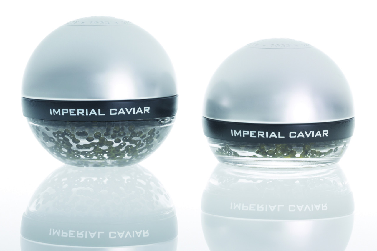 AKI Imperial Pearlossol Caviar