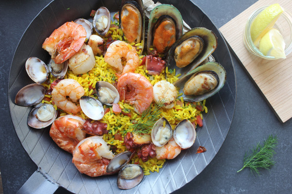 Paella Premium Selection