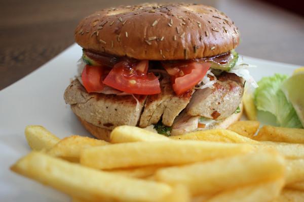 Thunfischburger