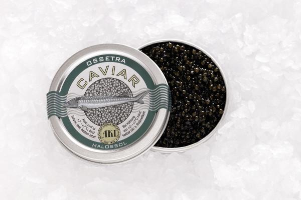 AKI Prestige Ossetra Caviar