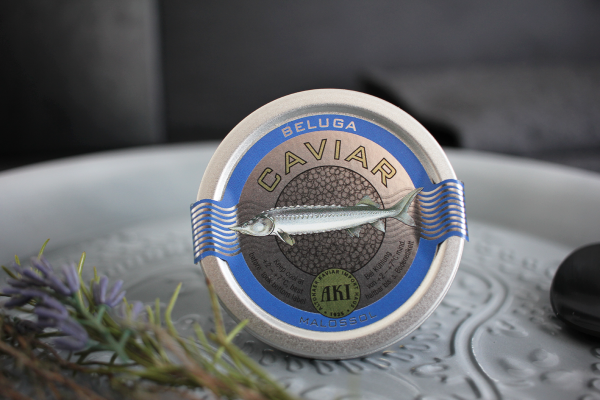 AKI Beluga Caviar