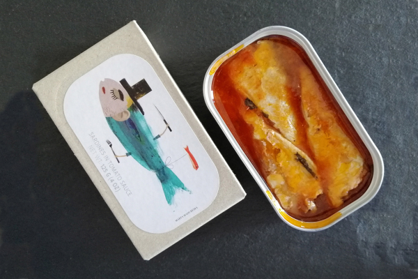 José Gourmet - Sardinen in Tomatensauce