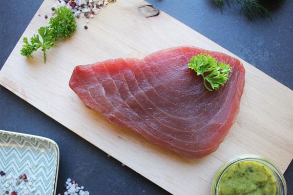 Thunfischfilet zum Grillen - Friesisch