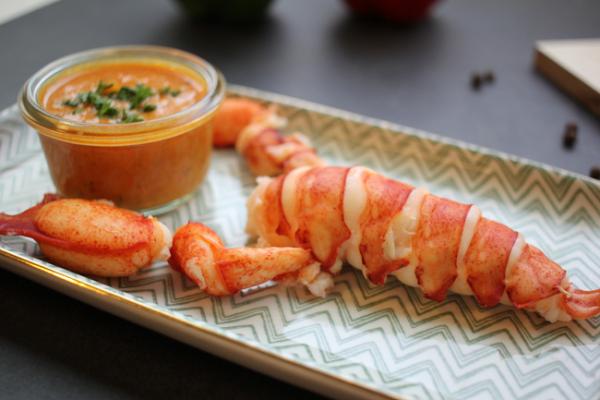 Hummerfleisch Naked Lobster - roh, getaut 140g