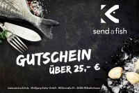 Gutschein für Einkauf bei send-a-fish.de
