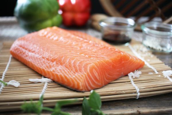 Lachs Sushi Qualität