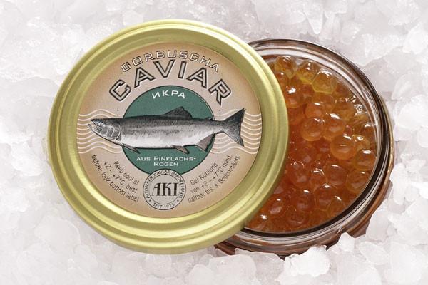 AKI Gorbuscha Lachs Caviar