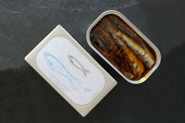 José Gourmet - Kleine, pikante Sardinen