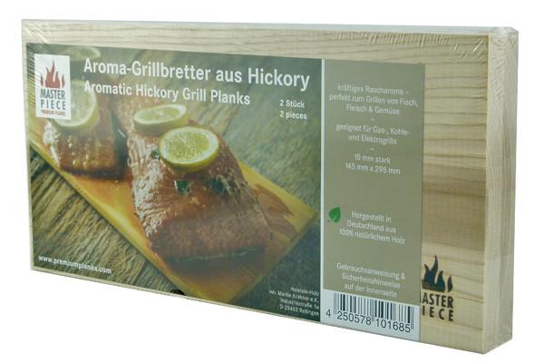 Masterpiece - Aroma-Grillbretter aus Hickory