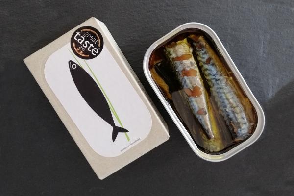 José Gourmet - Kleine Makrelen in Olivenöl