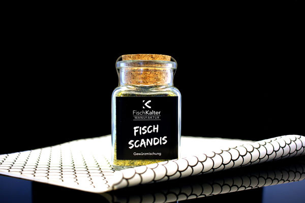 Fisch Scandis Gewürz