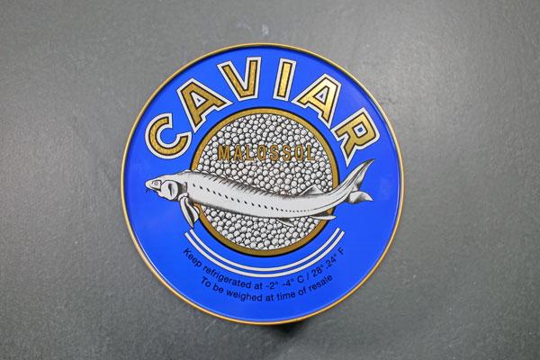 AKI Caviar Geschenkdose ohne Caviar