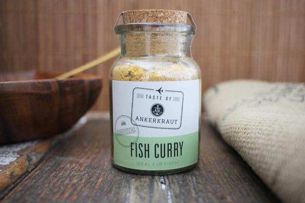 Ankerkraut Gewürz Fish Curry