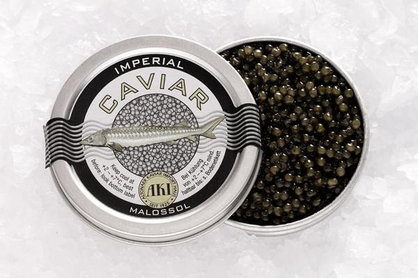 AKI Prestige Imperial Caviar