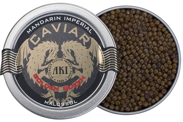AKI Mandarin Imperial Caviar Golden Queen