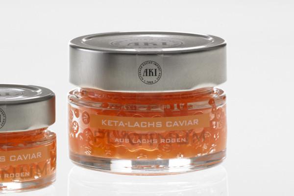 AKI Keta-Lachs Caviar