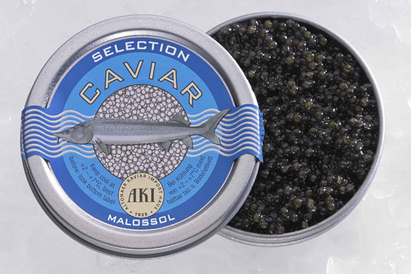 AKI Selection Caviar