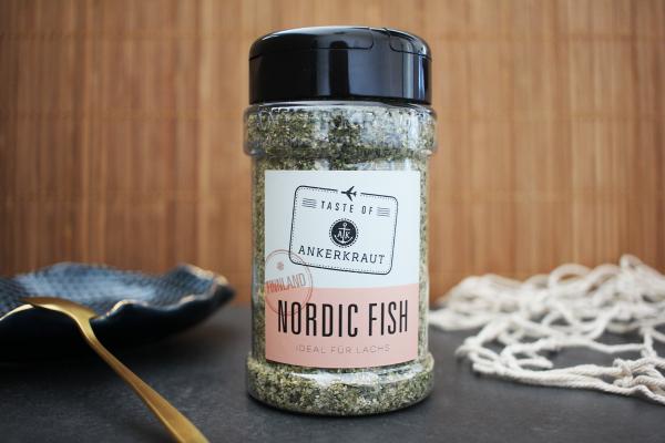 Ankerkraut- Nordic Fish Gewürz