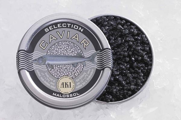 AKI Selection Black Label Caviar
