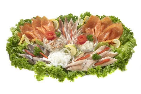 Fischplatte Sylt