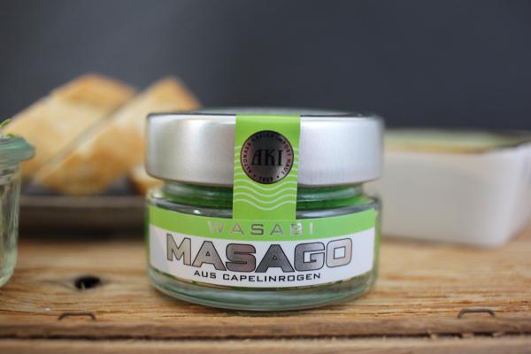 AKI Masago Caviar grün