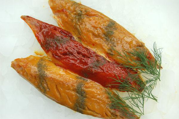 Makrelenfilet zum Grillen - Friesisch