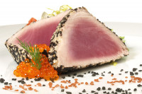 Thunfischfilet zum Braten
