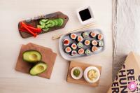 Reishunger Sushi Box für 4 Personen