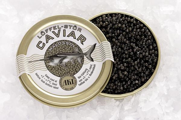 AKI Prestige Löffelstör Caviar