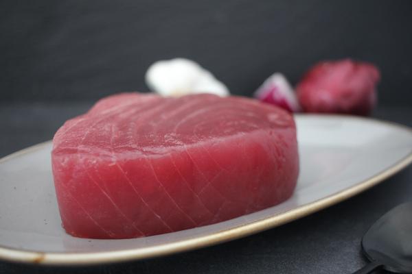Thunfischfilet Sushi Qualität