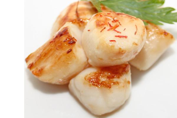 Kammmuscheln (Tiefseescallops) - ohne Schale